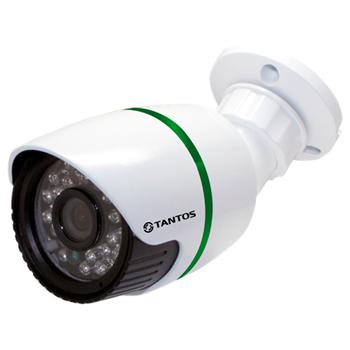 Новая IP камера TSi-Ple11FA (3.6) с SD картой, детектором движения, облачным сервисом и тревожными входами